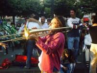 Artisti di strada, Medfest 2005, Buccheri.  - Buccheri (1545 clic)