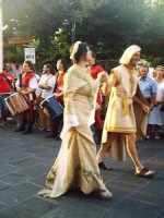 Buccheri, Medfest 2006. Corteo. Coppia di nobili.  - Buccheri (1627 clic)