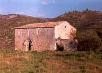 Chiesa di S.Andrea, restaurata (1200 d.C.).  - Buccheri (4719 clic)