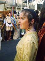 Buccheri, Medfest 2006. Corteo. Nobildonna.  - Buccheri (1665 clic)
