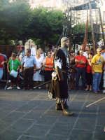 Buccheri, Medfest 2006. Corteo. Un guerriero.  - Buccheri (2648 clic)