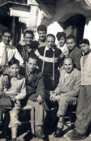 La premiata sartoria degli sportivi Vito Taratozzo. Anni '50.  - Buccheri (7217 clic)