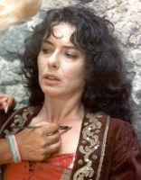 Monica Guerritore La lupa nell'omonimo film, 1995.  - Buccheri (8309 clic)
