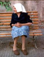 Nonna iblea.  - Buccheri (2910 clic)
