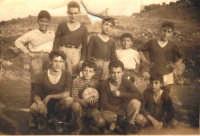 Aspiranti calciatori. Anni '50.  - Buccheri (7932 clic)
