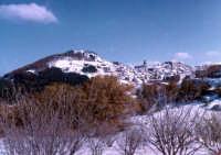 Veduta sotto la neve.  - Buccheri (1904 clic)