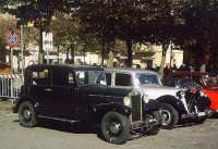 Automobili d'epoca in Piazza Roma.  - Buccheri (1518 clic)
