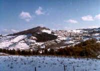 Dopo la nevicata.  - Buccheri (1853 clic)