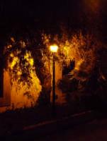 Lampione by night.  - Punta secca (3487 clic)