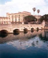 Il ponte Umbertino.  - Siracusa (2430 clic)