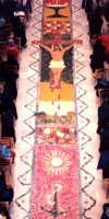 Tappeto di fiori per il Corpus Domini.  - Buccheri (5328 clic)