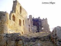 resti del castello u cannuni  - Mazzarino (3595 clic)