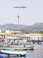 lago di ganzirri-uomo sull'albero maestro  - Messina (3230 clic)