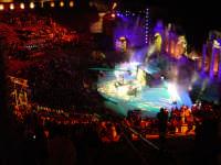 Spettacolo al Teatro Antico  - Taormina (4107 clic)