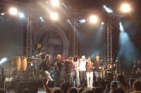 Tinturia in concerto   Di mare e D'amuri Tour - 1 luglio 2008  - San mauro castelverde (1144 clic)