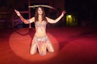 Spettacolo. Danza senza confine. La magia dell'oriente e le calde notti d'estate siciliane. 01/09/07  - San mauro castelverde (1505 clic)
