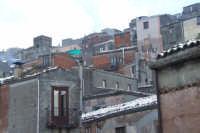 Tetti imbiancati. Il primo giorno di primavera 2007.  - San mauro castelverde (1077 clic)