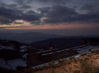 Tramonto a Natale  - San mauro castelverde (3374 clic)