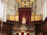 16 gennaio 2010 Pellegrinaggio della comunità maurina in onore della festa di San Mauro Abate a Viagrande.  - Viagrande (3977 clic)