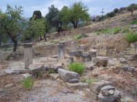 Resti della città greca di Halaesa  - Tusa (9048 clic)