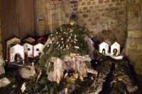 Presepe. Campanile San Giorgio  - San mauro castelverde (1701 clic)