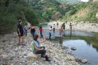 Traversata del fiume Pollina  - San mauro castelverde (4677 clic)
