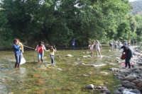 Traversata del fiume Pollina  - San mauro castelverde (4397 clic)