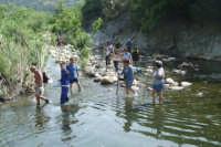 Traversata del fiume Pollina  - San mauro castelverde (4347 clic)