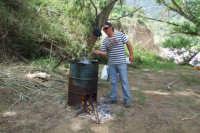Traversata del fiume Pollina  - San mauro castelverde (4436 clic)