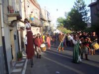 Sagra del tortone. Sfilata in costume medievale  - Sperlinga (3335 clic)
