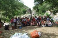 Traversata del fiume Pollina  - San mauro castelverde (4636 clic)
