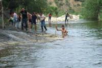 Traversata del fiume Pollina  - San mauro castelverde (4169 clic)