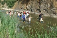 Traversata del fiume Pollina  - San mauro castelverde (4277 clic)