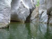 Traversata in canoa delle Gole di Tiberio -Fiume Pollina  - San mauro castelverde (7963 clic)