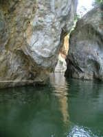 Gole Tiberio Traversata in canoa delle Gole di Tiberio -Associazione sportiva Madonie Outdoor  - San mauro castelverde (7875 clic)