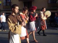 Sagra del tortone. Musicisti con strumenti medievali   - Sperlinga (5291 clic)
