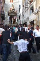 Processione di San Calogero Eremita. 18 giugno 2008  - Petralia sottana (6810 clic)