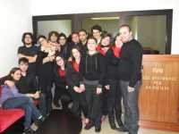 Concerto del gruppo Franziska del Forum Giovani di San Mauro Castelverde presso l'Auditorium Rai di Palermo.  - Palermo (2614 clic)