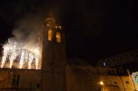 Giochi d'artificio musicali in onore dei festeggiamenti di San Mauro Abate. Piano San Mauro 2 luglio 2007  - San mauro castelverde (1700 clic)