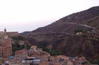 Quello che resta del bel paesaggio che circonda Collesano dopo gli incendi di agosto.  - Collesano (3919 clic)