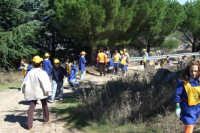 Iniziativa Puliamo il mondo della scuola primaria di San mauro con il patrocinio del comune.  - San mauro castelverde (1098 clic)
