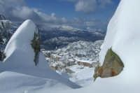 Nevicata di febbraio 09  - San mauro castelverde (5370 clic)
