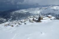 Nevicata di febbraio 09  - San mauro castelverde (6312 clic)
