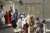 Domenica delle Palme. Ingresso trionfale di Gesù a Gerusalemme.  - San mauro castelverde (1647 clic)