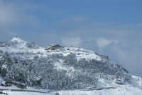 Nevicata di febbraio 09  - San mauro castelverde (4855 clic)