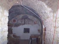 Badia delle suore Domenicane di San Sisto Vecchio. Abside  dell'antica chiesa scoperta nei sotterranei dell'edificio  domenicano.   - San mauro castelverde (4781 clic)