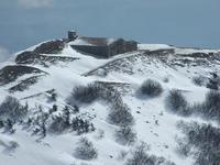 Santuario della Madonna dell'Alto Escursione organizzata dall'Associazione Sportiva Madonie Outdoor  - Petralia sottana (5705 clic)