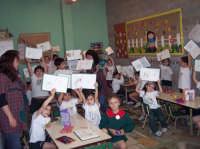 QUILMES. La scuola italo-argentina San Mauro. Terza classe della scuola materna.  - San mauro castelverde (3362 clic)
