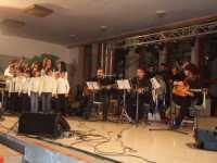 Concerto del Forum Giovani di San Mauro alla prima convention dei Giovani Amministratori Madoniti.  - Finale di pollina (3429 clic)