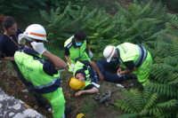 Esercitazione della protezione civile Smav-onlus. 22 settembre 2007.  - San mauro castelverde (1019 clic)